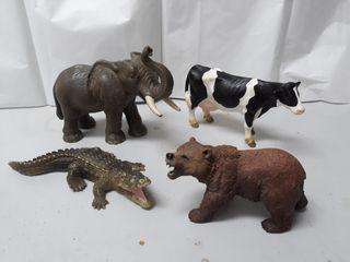 Lote Animales Schleich