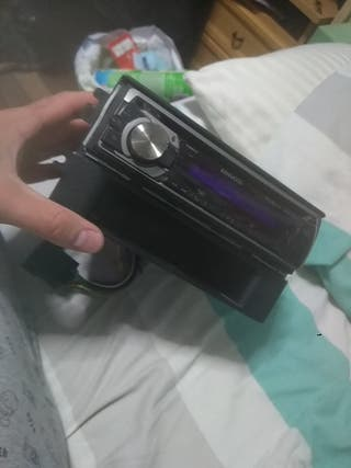 adaptador radio cd kia Sportage o Hyundai tucson
