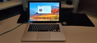 MacBook Pro 13 Core2Duo,8GB,250GB HDD