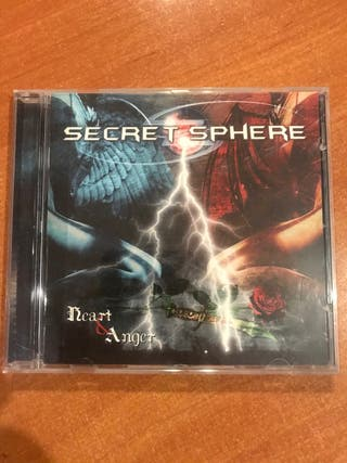 Cd metal Secret Sphere