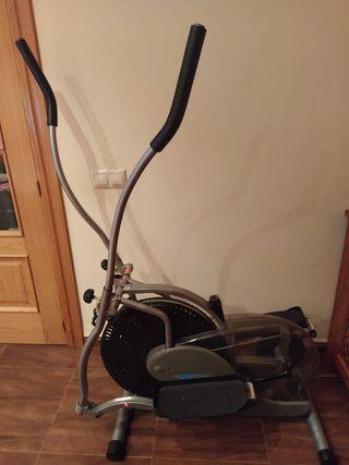 Bicicleta elíptica Orbitrek Platinium