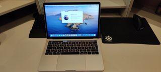 MacBook Pro 13 TouchBar Corei5,8GB,SSD 250GB.