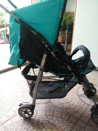 carrito paseo bebé