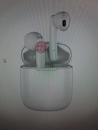 Airpods inalambrico(marca blanca) de buena calidad
