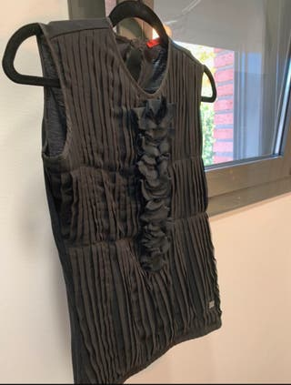 Blusa de seda Carolina Herrera
