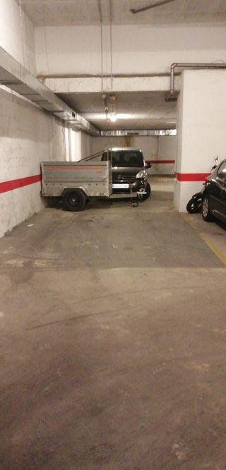 Garaje en venta entrada de Romda