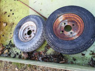 ruedas de reque comanche
