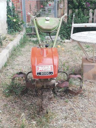 Motocultor Agria 8000