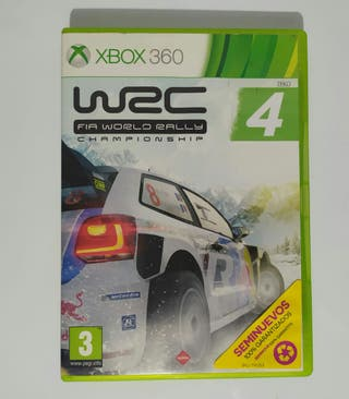 World Rally 4 Xbox