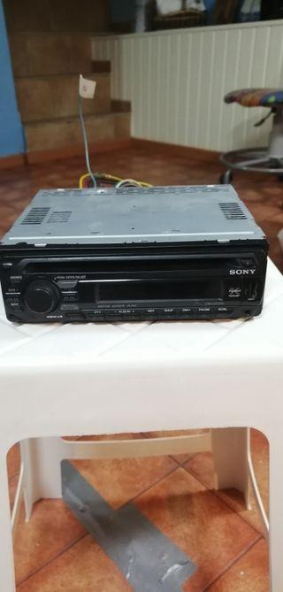 RADIO CD MP3 SONY CON USB
