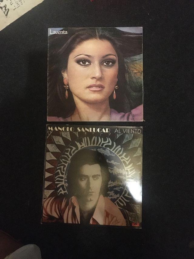 Lote flamenco