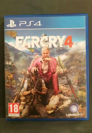 Farcry 4 para PS4