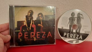 CD MUSICA ALBUM APROXIMACIONES GRUPO PEREZA