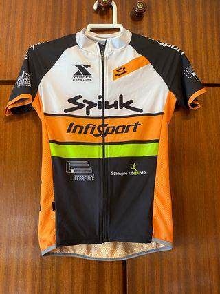 Maillot de ciclismo Spiuk talla S