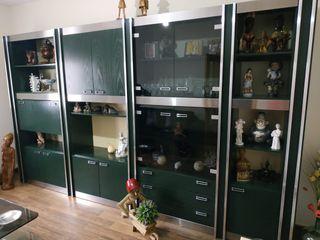 mueble antiguo de salón 3,50 x 2,05