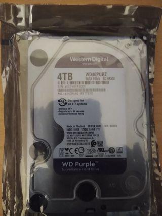 Disco duro 4tb nuevo