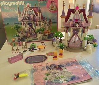 Playmobil 5474 Castillo cristal princesas