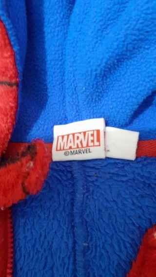 Pijama de Spiderman Marvel original