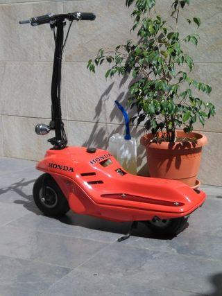 patinete gasolina com motor 49