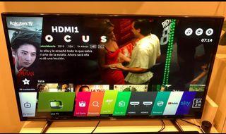 "TV Lg Smart Tv 4K 49"""