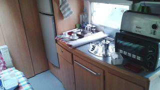 caravana tec 690 travel king