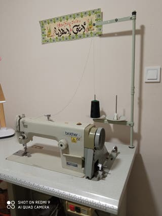 máquina de coser industrial brother