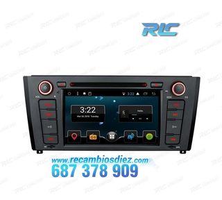 "RADIO GPS ANDROID 7.1 7"" BMW E81/82/87/88 USB GPS"