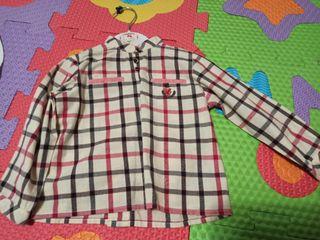 camisa Pili Carrera 18 meses