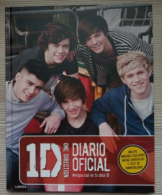 Diario oficial One Direction