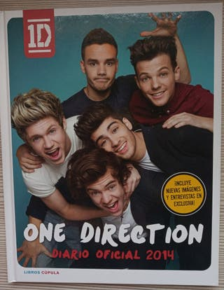 Diario oficial One Direction 2014