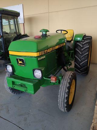 tractor John Deere 1140 F