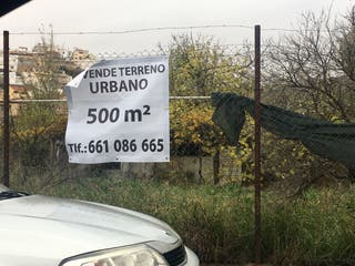 Terreno en venta