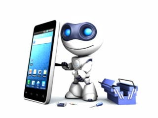 Arreglos de móviles