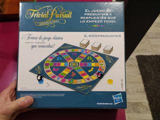 Trivial pursuit juego de mesa