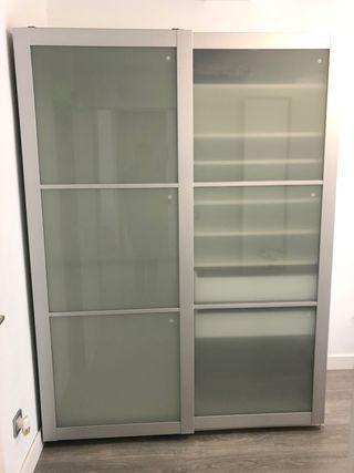 Armario Pax Ikea puertas correderas