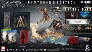 Assassin's Creed Pantheon Edition