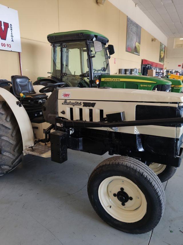 tractor Lamborghini 775 V
