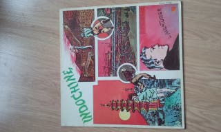 Lp vinilo mini album. New wave/pop rock. Indochine