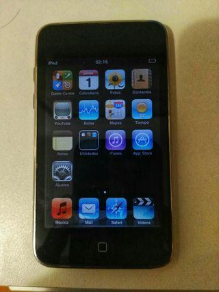 iPod touch para auriculares o altavoces bluetooth
