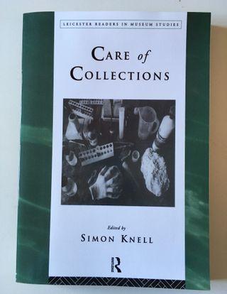 Care of Collections. Arte, conservación