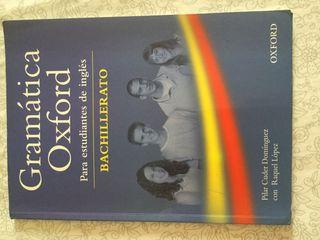 Libro gramática inglés Oxford