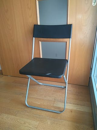 silla plegable Ikea