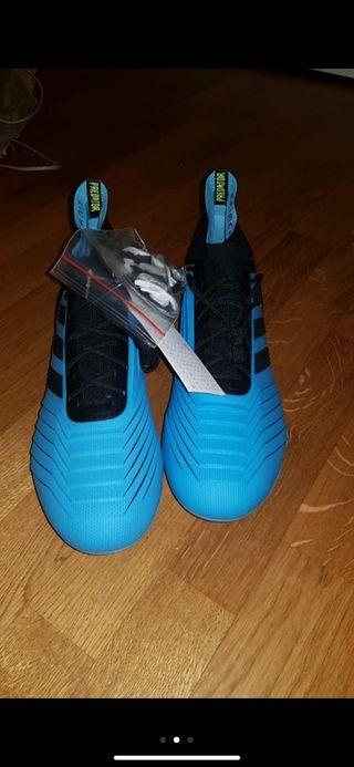 Botas de futbol Adidas predator 19.1 NUEVAS n*44