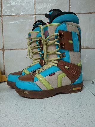 botas de snow snowboard