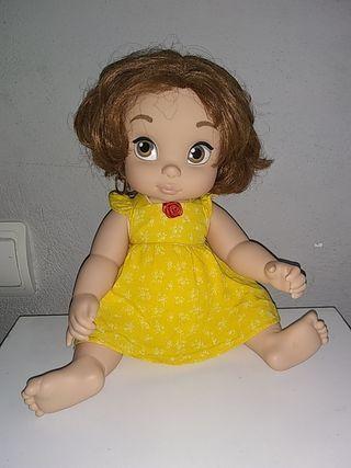 muñeca bella bebé animator