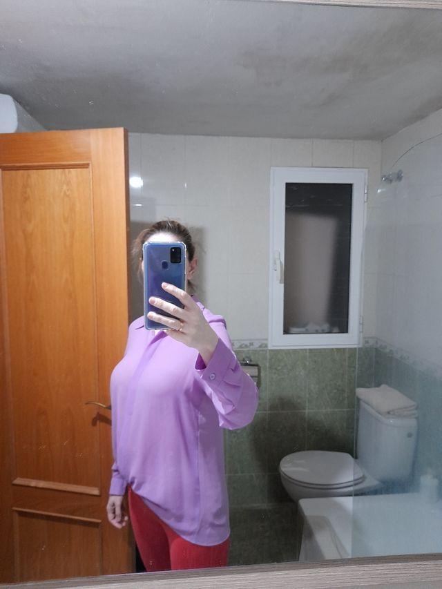 Blusa Biombo13 (Bimani) talla L