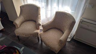 Sillas Vintage estilo Bergère