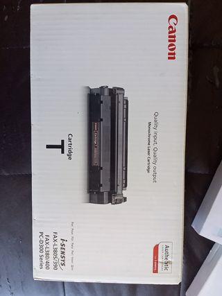 Cartucho de impresora Canon