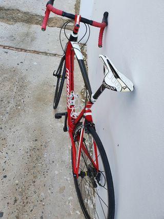bici de carretera MERIDA RIDE COMP CARBONO