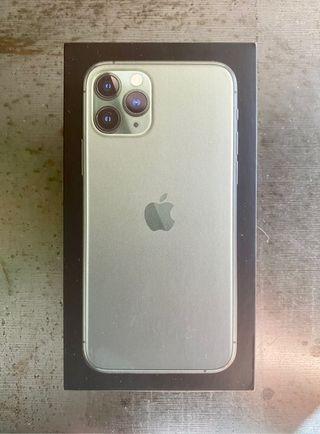 iPhone 11Pro VERDE NOCHE